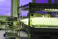 Forschung am Moosbioreaktor