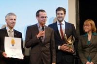 Wilfried Weber erzielt mit Impfschutz-Erfindung ersten Platz beim Innovationspreis