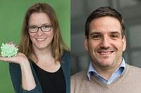 Zwei neue Professoren erkunden Signalwege und -proteine