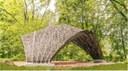 Modell für nachhaltiges Bauen mit Naturfasern